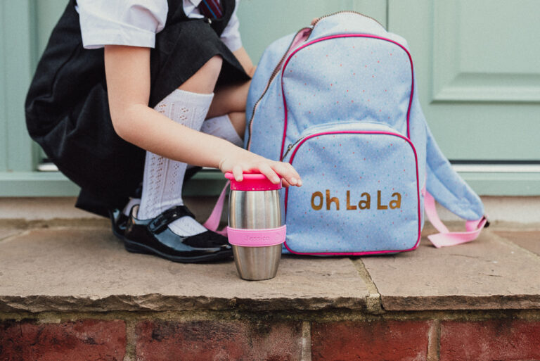 boost your kids' concentration - schoolbag